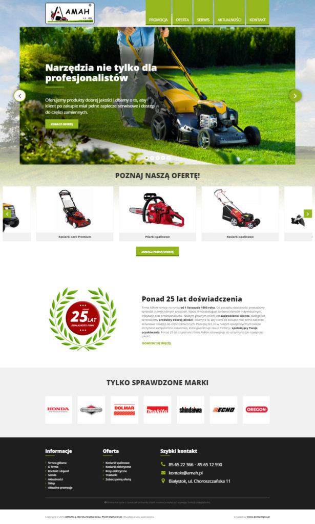 www.amah.pl - Strona główna