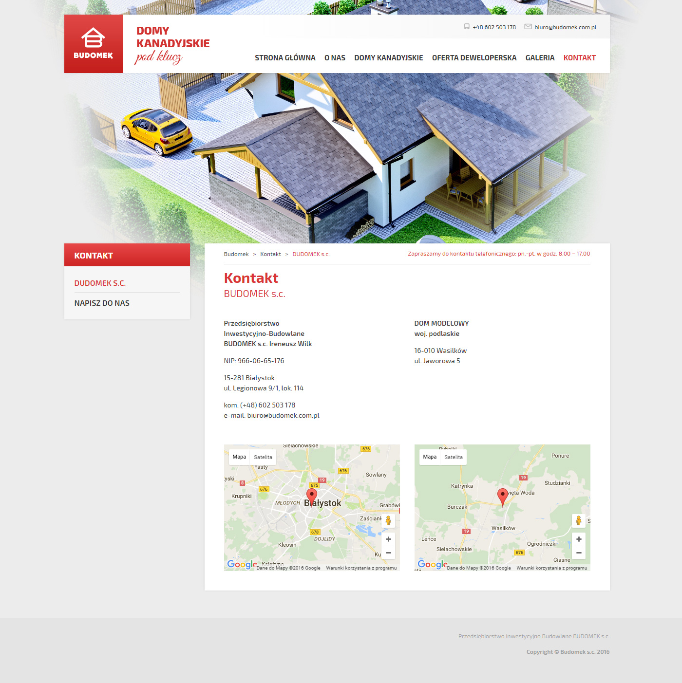 PSD to WordPress - Budomek